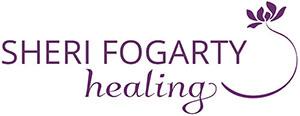 Sheri Fogarty Healing Logo